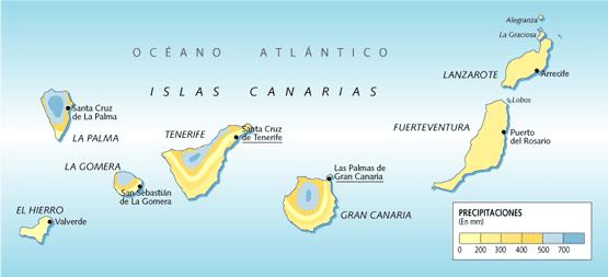 Mapas Islas Canarias Mapas De Google Playas Y Pueblos